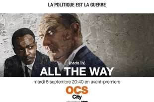 All the Way affiche