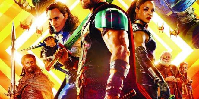 Thor Ragnarok affiche film