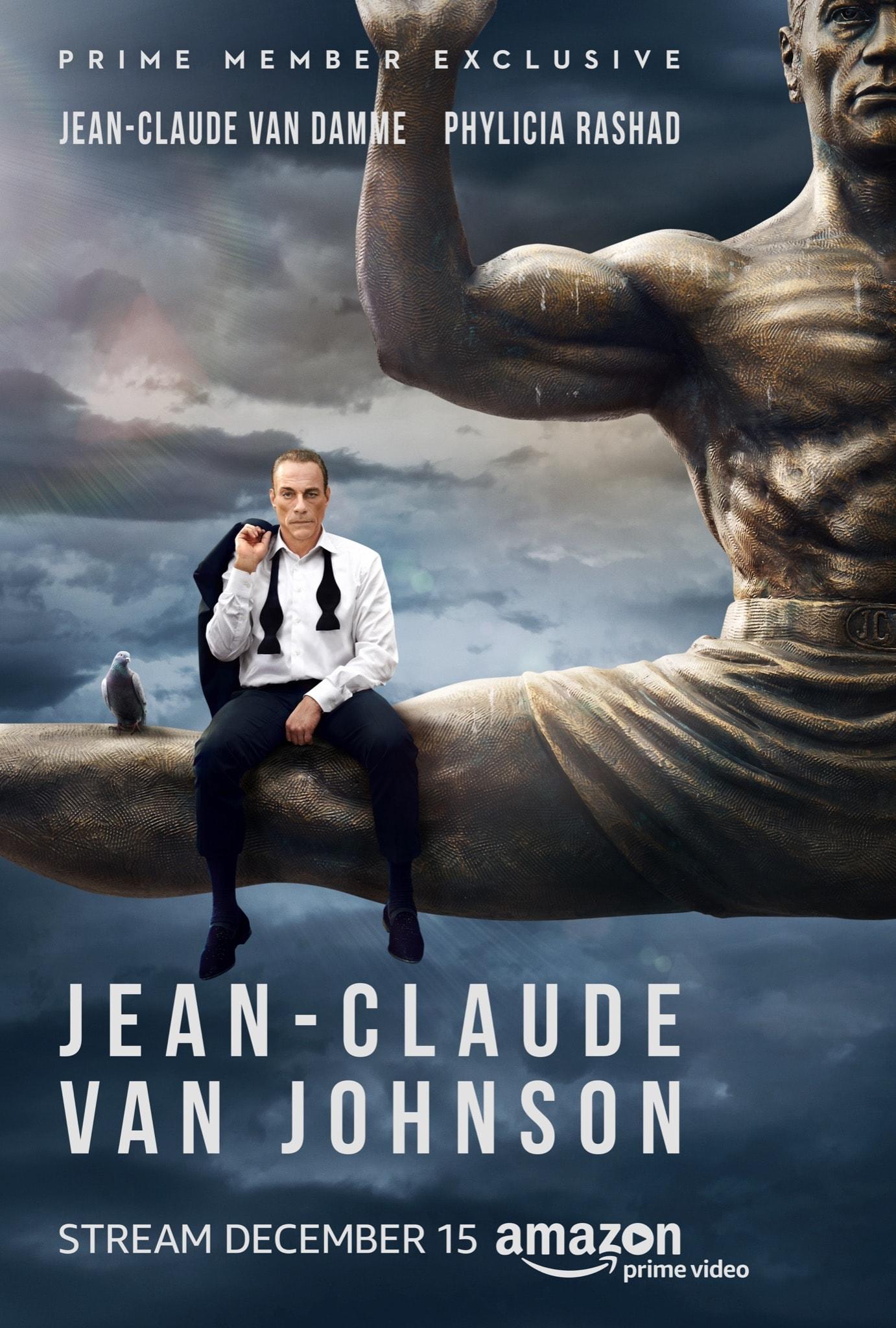Jean-Claude Van Johnson saison 1 affiche