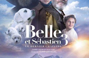 Affiche Belle et Sébastien 3 : Le dernier chapitre film