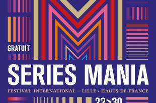 Séries Mania 2019 affiche festival séries télé