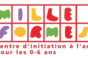 mille formes, Centre d'initiation à l'art pour les 0-6 ans