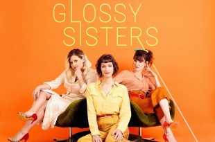 The Glossy Sisters image album pochette cover C'est Pas Des Manières jazz