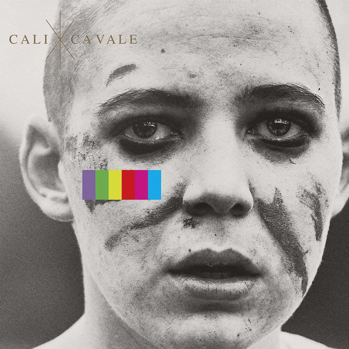 Cali image cover album Cavale musique