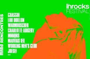 Les Inrocks Festival 2020 affiche festival concerts, projections et rencontres