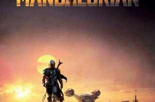 The Mandalorian saison 1 affiche série Star Wars