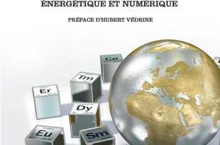 La guerre des métaux rares - La face cachée de la transition énergétique de Guillaume Pitron image couverture livre
