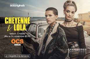 Cheyenne et Lola saison 1 affiche série télé