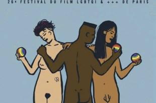 Chéries Chéris 26e édition affiche festival cinéma