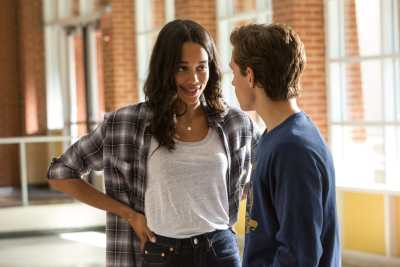 Spider-Man : Homecoming Tom Holland Laura Harrier film 2