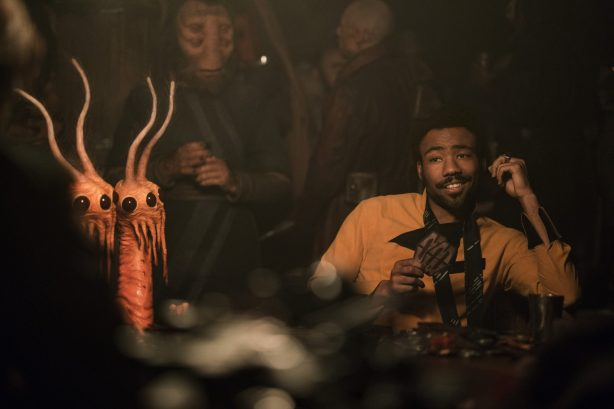 Solo A Star Wars Story de Ron Howard image Donald Glover