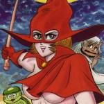 (the DC Archives) Douce Enbi, tu es magique