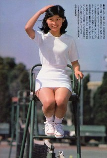 tennis bijin 12