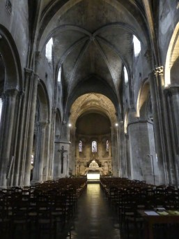 Eglise Sainte Croix à Bordeaux en France