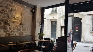 Brunch à la Gaufrerie à Paris
