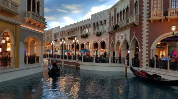 Bulles de voyages - The Venetian Resort à Las Vegas - Etats-Unis - USA