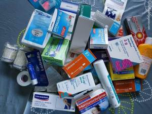 pharmacie voyage famille