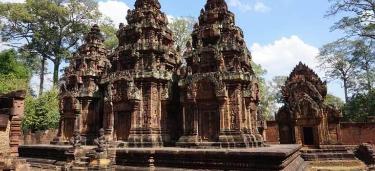 Les temples d'Angkor, et bien plus encore…