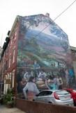 Taste of Summer mural