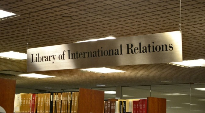 The Library of International Relations