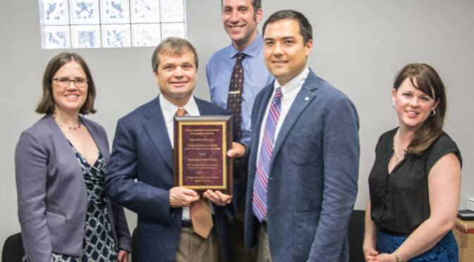 CALL Awards Representative Mike Quigley Legislator of the Year