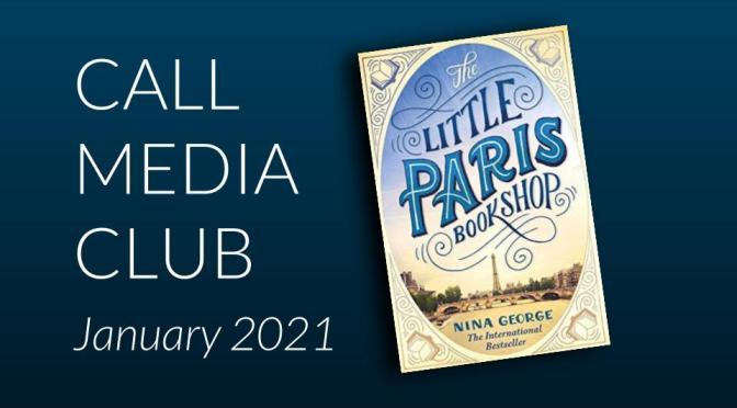 CALL Media Club: The Little Paris Bookshop