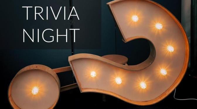 Trivia Night Review