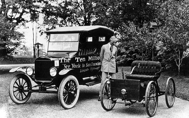 Henry Ford and Idle Words