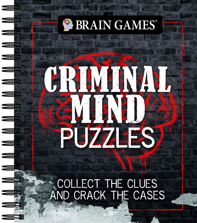 Brain Games – Criminal Mind Puzzles: Collect The Clues And Crack The Cases