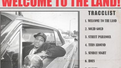 Photo of ALBUM: G Perico – Welcome to the Land (Zip)