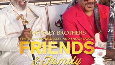 Photo of Music: The Isley Brothers Ft. Ronald Isley & Snoop Dogg – Friends and Family