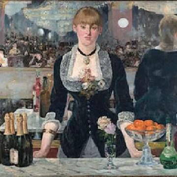 A Bar at the Folies-Bergère