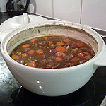 beef casserole photo