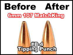 Sierra MatchKing 6mm 107