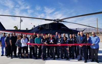 Tri-State CareFlight Ribbon Cutting