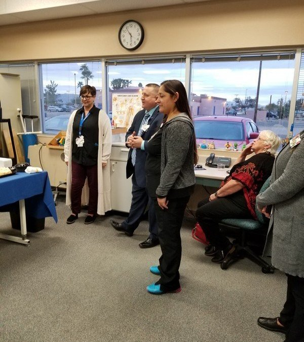 Valley View Medical Center Hosts Open House In Their Renovated Therapy Services
