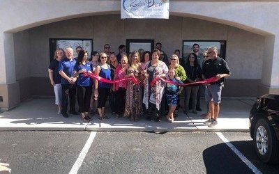 The Zen Den Holistic Healing Center Celebrates Grand Opening With Ribbon Cutting