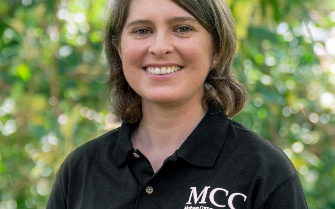 MCC Kingman Campus Librarian Earns Spot in 2020 Emerging Leaders Program