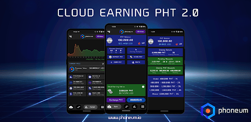 Phoneum Mining Apk: Is Cloud Earning PHT Legit?