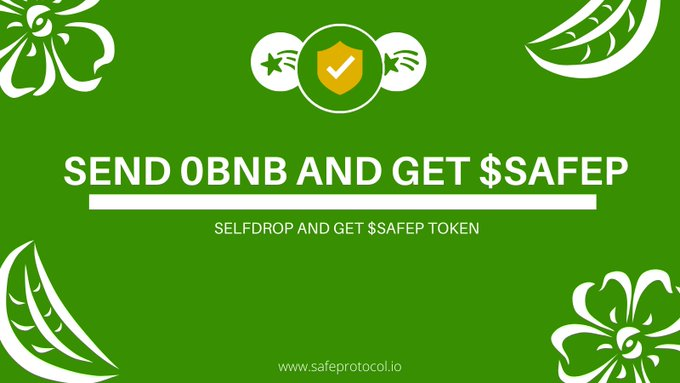 Safeprotocol Token Price (SAFEP), Overwiew and Self – Airdrop<span class=