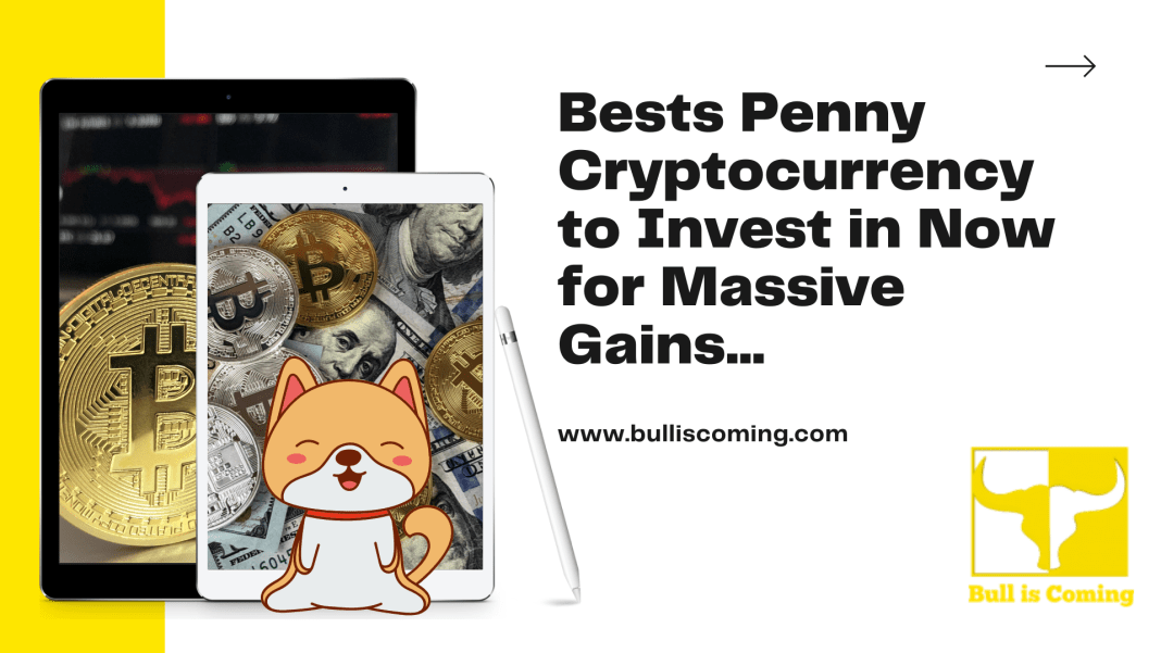 Best Penny Cryptocurrency to Invest in