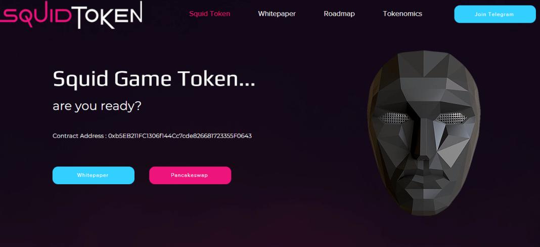 squid game token