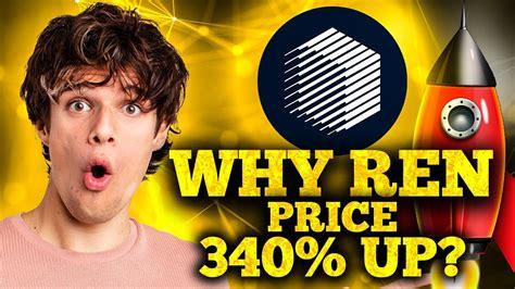 Ren Price Predictions - When $5