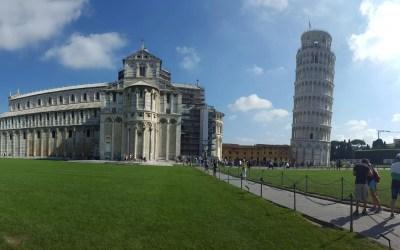 Ein Tag in Pisa
