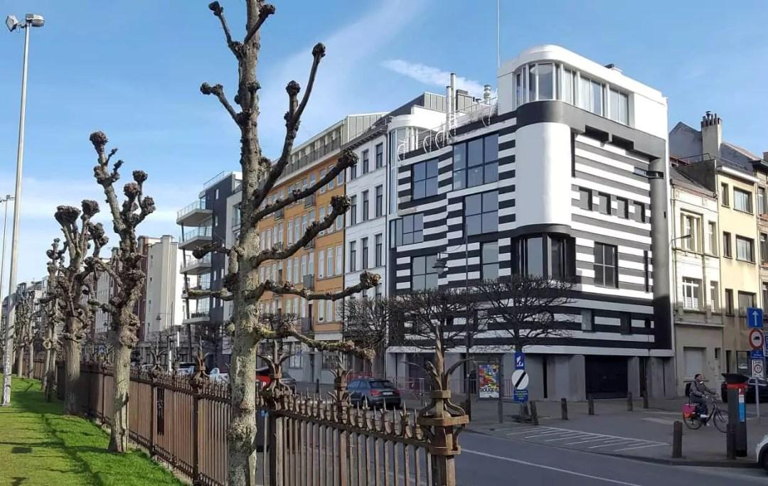 Antwerpen modern