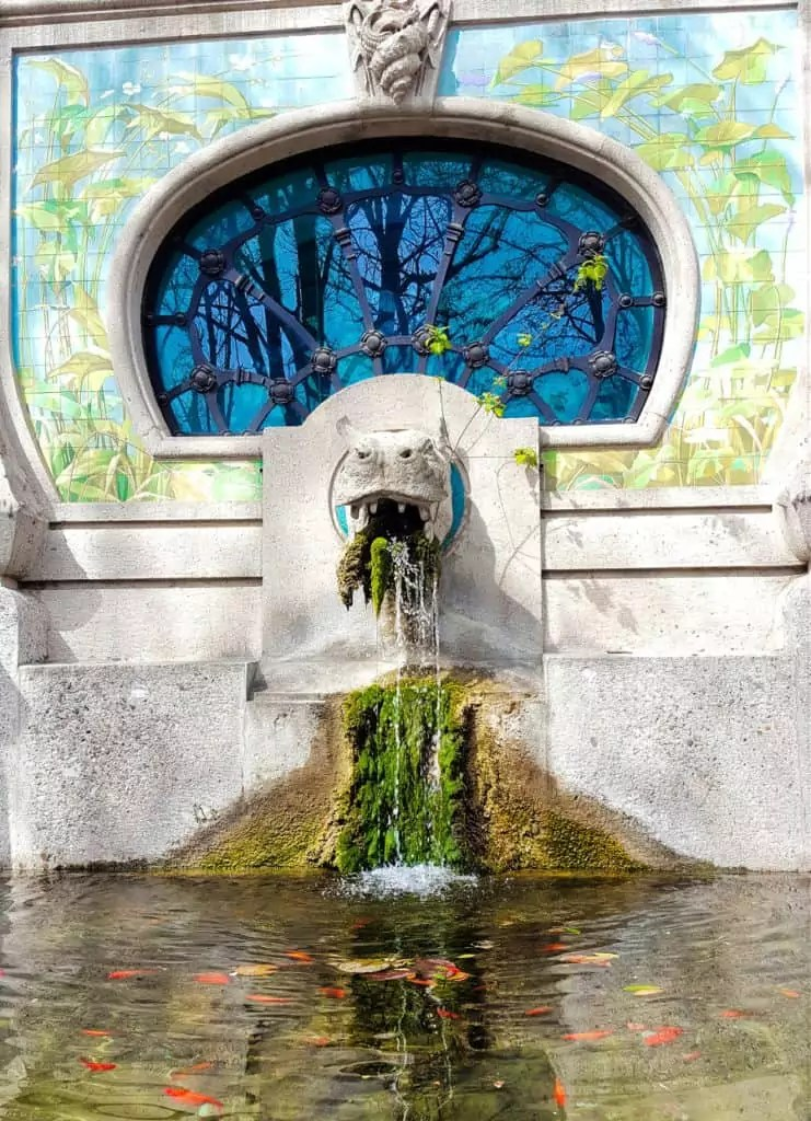 Mailand mit Kind - Tipps - Aquarium