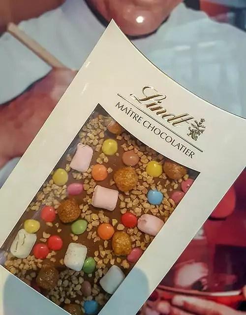 Köln mit Kind - stellt im Schokoladenmuseum eure eigene Schokolade zusammen