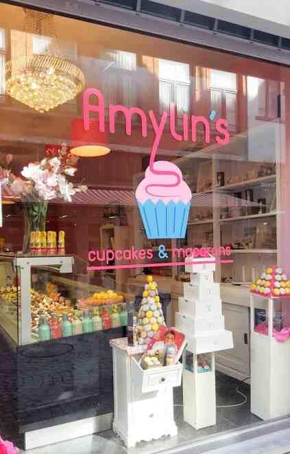 Antwerpen: Amylins Cupcakes & Macarons und weitere Tipps
