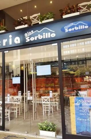Pizzeria Gino Sorbillo Mailand