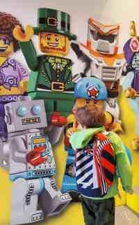 Mailand mit Kind - Tipps - Lego Store